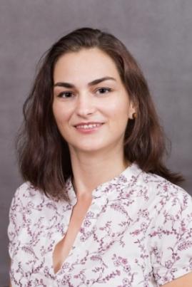 Varga Veronika magántanár fotója